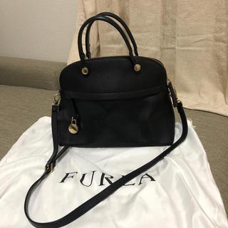 Furla - FURLA パイパーM ブラック