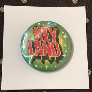 SHINee - KEY LAND 缶バッチ 缶バッジ バッチ KEYLAND SHINee
