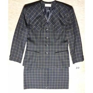 新品 15号 オフィスウェア 事務服 OL制服(スーツ)