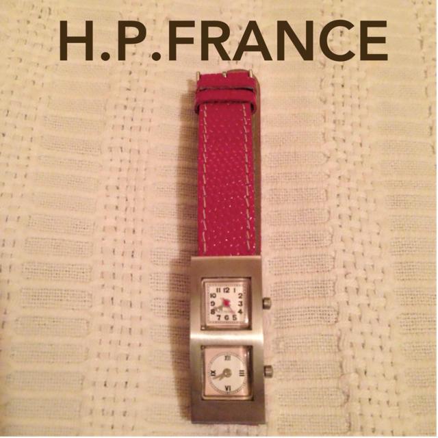 H.P.FRANCE(アッシュペーフランス)のH.P.FRANCE♡腕時計 レディースのファッション小物(腕時計)の商品写真