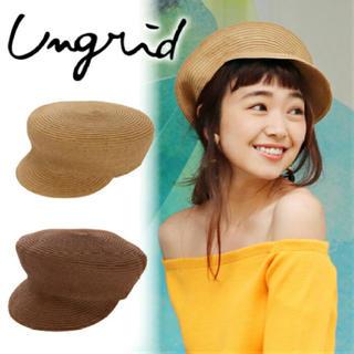 Ungrid - ungrid(アングリッド)ブレードマリンキャップ(111741049001)