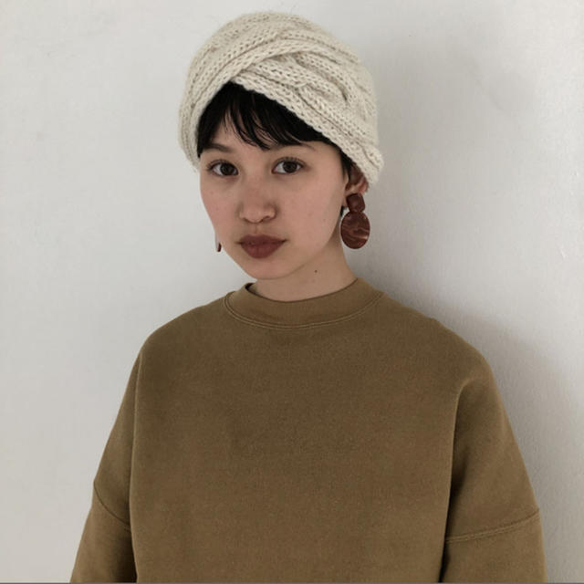 TODAYFUL(トゥデイフル)の【新品♡】TODAYFUL wool hair turban レディースのヘアアクセサリー(ヘアバンド)の商品写真