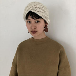 TODAYFUL - 【新品♡】TODAYFUL wool hair turban