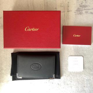 カルティエ(Cartier)の[カルティエ ]4クレジットカードウォレット/カードケース(名刺入れ/定期入れ)