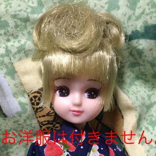 タカラトミー(Takara Tomy)のリカちゃん ビジューシリーズ スウィートトーク 本体のみ。(ぬいぐるみ/人形)