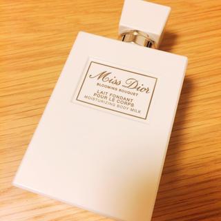 クリスチャンディオール(Christian Dior)のDior ミスディオール ボディークリーム(ボディローション/ミルク)