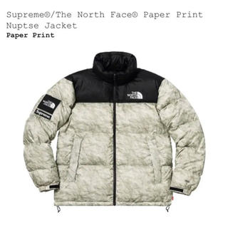 Supreme - 新品 supreme North Face  Nuptse Jacket
