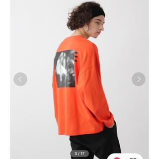 ハレ(HARE)のハレ バックフォトオーバーサイズ(Tシャツ/カットソー(七分/長袖))