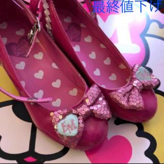 EARTHMAGIC - 19cm アースマジック earthmagic フォーマルシューズ パンプス 靴