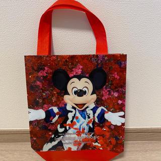 Disney - イマジニングザマジック 写真集 付属品 バッグ