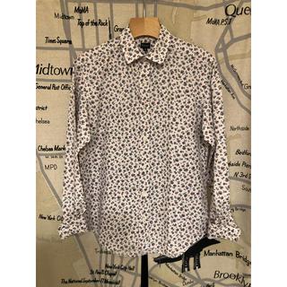 "Paul Smith - ポールスミス "" flower shirt "" 花柄シャツ メンズ"