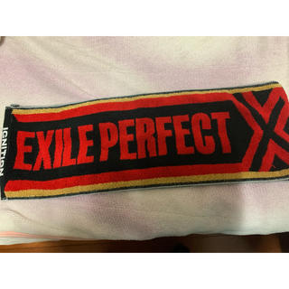 EXILE - EXILE PERFECT LIVE 2001→2020 マフラータオル
