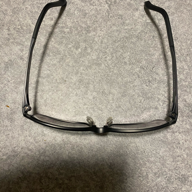 Zoff(ゾフ)のゾフ メガネ 超美品 送料無料 黒縁 ゾフスポーツ zoff メンズのファッション小物(サングラス/メガネ)の商品写真