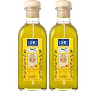 ディーエイチシー(DHC)の DHCヌニェス デ プラド エクストラバージンオリーブオイル 2本セット(調味料)