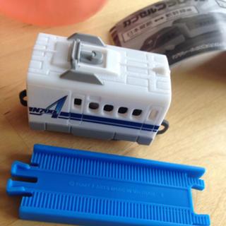 タカラトミー(Takara Tomy)のn700系 中間車 カプセルプラレール(電車のおもちゃ/車)