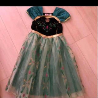 Disney - ドレス アナ雪 コスプレ アナと雪の女王 ワンピース プリンセス ディズニー