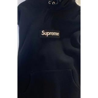 Supreme - supreme box logo 13fw pullover