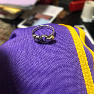 ティファニー(Tiffany & Co.)のティファニー リング 美品(リング(指輪))