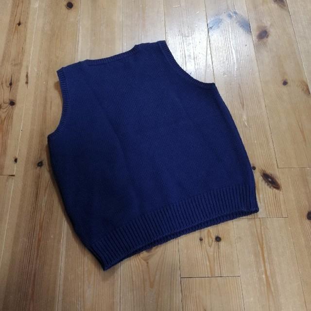 Ralph Lauren(ラルフローレン)の〈150〉ラルフローレン ベスト キッズ/ベビー/マタニティのキッズ服男の子用(90cm~)(ニット)の商品写真