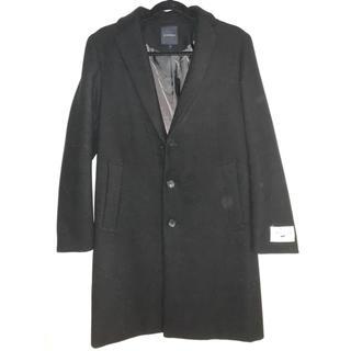 レイジブルー(RAGEBLUE)のRAGE BLUE コート 黒(チェスターコート)