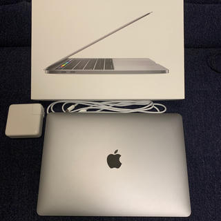 Mac (Apple) - MacBook Pro 13 16GB  512GB USキーボード