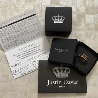 ジャスティンデイビス(Justin Davis)の★最終値下げ★Justin Davis リング 2号(リング(指輪))