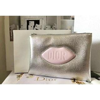 Dior - ディオール限定ポーチ化粧ポーチノベルティー非売品化粧小物入れ