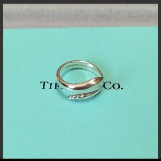 Tiffany & Co. - ティファニー ペレッティ・エロンゲイテッドスネークリング