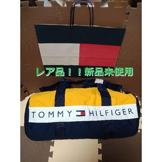 TOMMY HILFIGER - 【レア品新品未使用】トミーヒルフィガー ダッフルバッグ