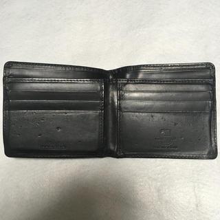 ホワイトハウスコックス(WHITEHOUSE COX)のWhite house Cox ホワイトハウスコックス 二つ折り札・カード入れ(折り財布)