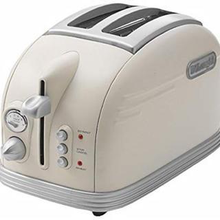デロンギ(DeLonghi)の【新品】デロンギ ポップアップトースター CTM2023J-E(調理機器)