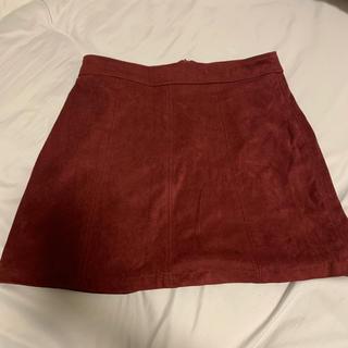 ベルシュカ(Bershka)のミニスカート(ミニスカート)