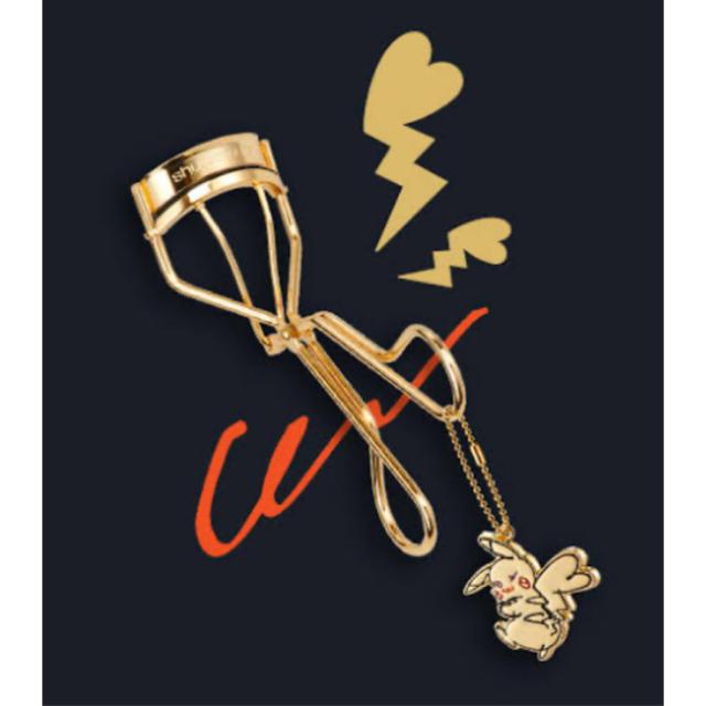 shu uemura(シュウウエムラ)のピカシュウ ビューラー シュウウエムラ コスメ/美容のキット/セット(コフレ/メイクアップセット)の商品写真