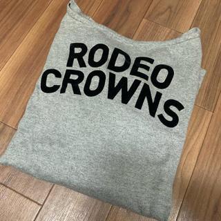 ロデオクラウンズ(RODEO CROWNS)のrodeo crowns ロンT(カットソー(長袖/七分))