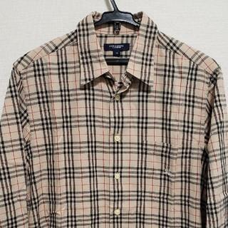 BURBERRY - BURBERRYノバチェックシャツ