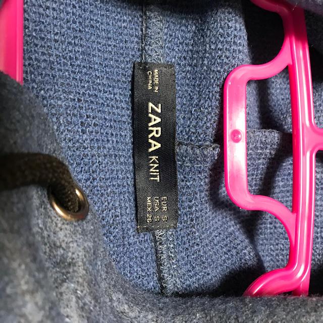 ZARA(ザラ)のZARA  パーカー レディースのトップス(パーカー)の商品写真