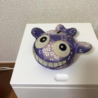 サンヨー(SANYO)のクジラッキー 陶器 貯金箱(パチンコ/パチスロ)