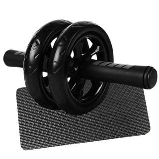 アブローラー腹筋ローラー 膝保護マット付き(トレーニング用品)