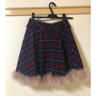 LODISPOTTO - Sweet Holyチェックスカート mille fille closet