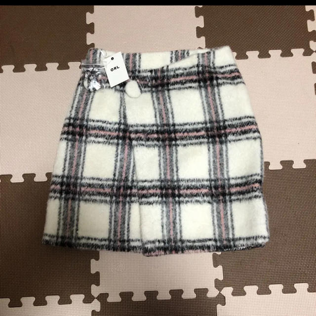 GRL(グレイル)のチェックスカート レディースのスカート(ミニスカート)の商品写真