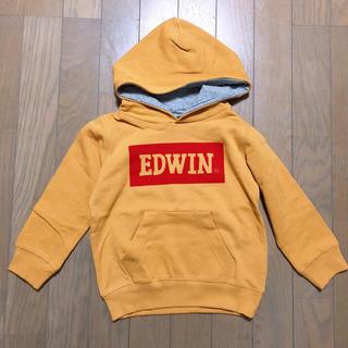 エドウィン(EDWIN)のEDWIN*パーカー100(Tシャツ/カットソー)