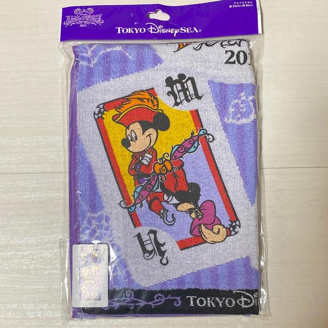 Disney(ディズニー)のディズニー フェイスタオル エンタメ/ホビーのおもちゃ/ぬいぐるみ(キャラクターグッズ)の商品写真