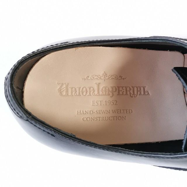 REGAL(リーガル)のユニオンインペリアル プレステージ U1701 ストレートチップ ブラック メンズの靴/シューズ(ドレス/ビジネス)の商品写真