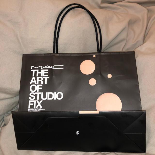 MAC(マック)の≪即日配達可能‼️≫ MAC NISSY コラボ紙袋 レディースのバッグ(ショップ袋)の商品写真