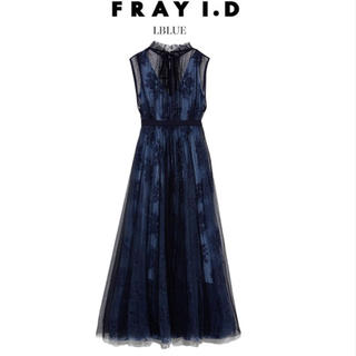 FRAY I.D - FRAY I.D  チュール&レースドレス