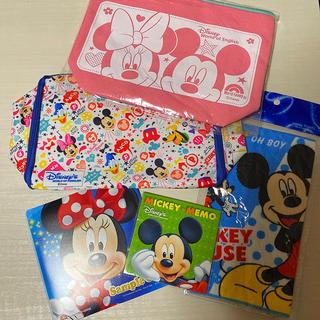 Disney - ワールドファミリー ディズニー ポーチ