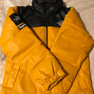 Supreme - Supreme×The North Face Leather Nuptse