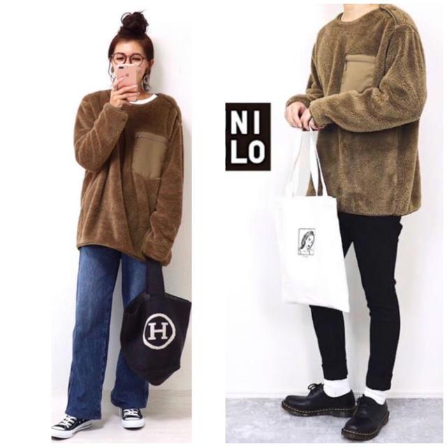 UNIQLO(ユニクロ)のUNIQLO☆フリースプルオーバー メンズのトップス(スウェット)の商品写真