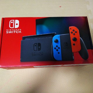 Nintendo Switch - 2個目 新品 新型 任天堂 Nintendo Switch ニンテンドースイッチ