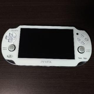 PlayStation Vita - PS VITA PCH1100 (ケース付)